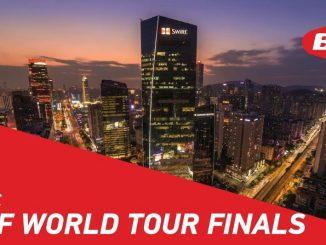 ถ่ายทอดสดแบดมินตัน World Tour Finals 2018