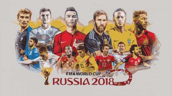 ดูบอลโลก 2018 สด วันนี้