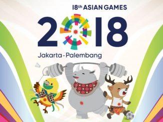 ดูถ่ายทอดสด เอเชียนเกมส์ 2018