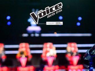 เดอะวอยซ์ ไทยแลนด์ The Voice Thailand 2018