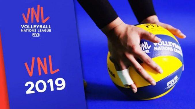 วอลเลย์บอลวันนี้ เนชั่นส์ลีก 2019 ถ่ายทอดสดวอลเลย์บอลหญิงไทย